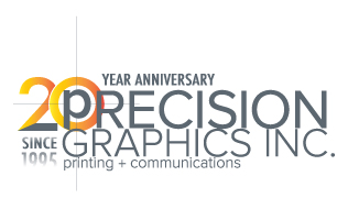 Precision-20-years-logo